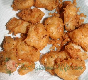 Beer Battered Fish Fry- A flavorful beer battered fish fry recipe from TheGraciousWife.com