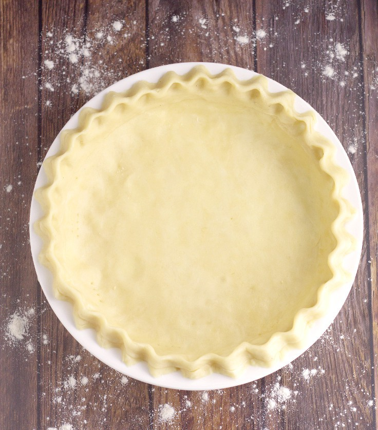 Easy No Fail Pie Crust Recipe