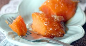 CANDIED SWEET POTATOES FB