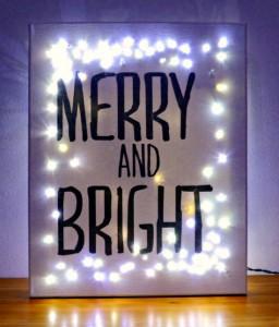 25 DIY Christmas Decor Ideas! Have yourself a handmade Christmas this year! From TheGraciousWife.com #Christmas #diy