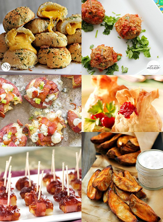 60 Best Appetizers Recipes The Gracious Wife