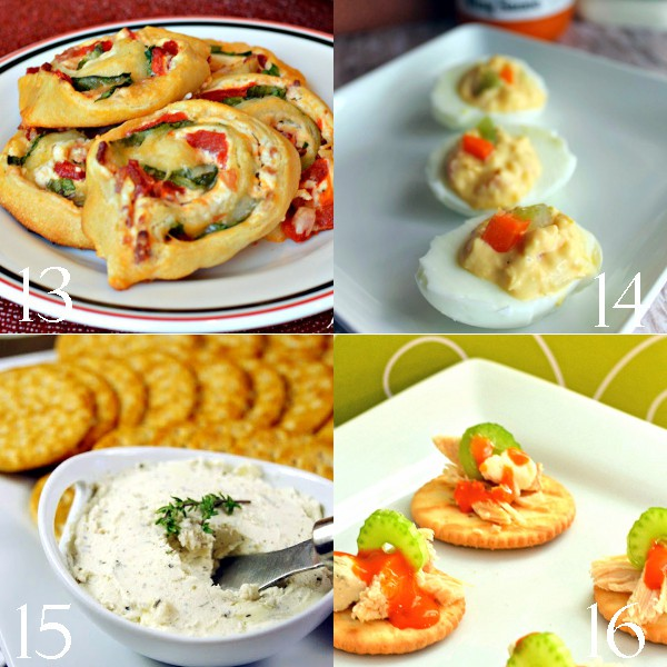 BEST Appetizers Recipes - 64 of the BEST Appetizers Recipes you can find that are simple, easy, and fun to eat. These delicious snacks are perfect for parties, holidays, football and tailgating. Yum!
