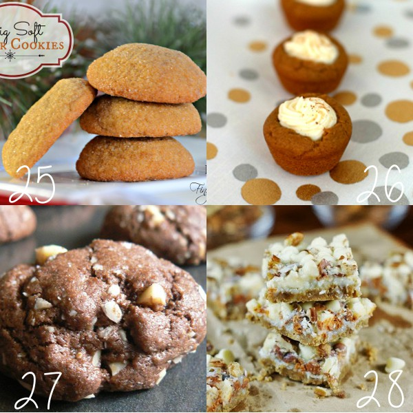 Get to holiday baking with these 70+ MUST try Best Christmas Cookies recipes featuring chocolate, peppermint, cinnamon and so many more festive holiday flavors! Best EVER Christmas Cookies recipes are perfect for an exchange with everything from easy cookies recipes to cut outs, shortbread, and everything in between. Oh my! These look fabulous!