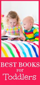 Best Books for Toddlers - an amazing list of books for kids and toddlers. | kids activities | kids crafts | parenting | kids
