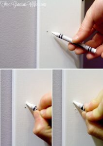 How To Fill Nail Holes Remodeling Tip