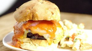 Pizza Burgers Recipe | From TheGraciousWife.com