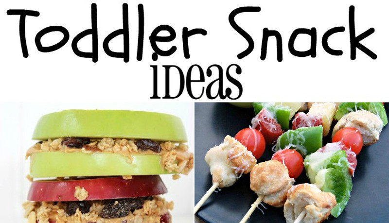 More Toddler Snacks | From TheGraciousWife.com
