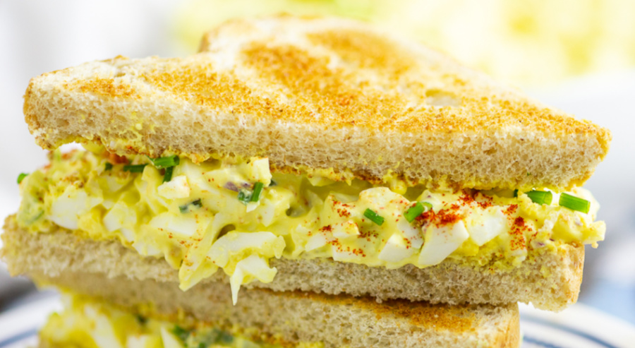 Egg Salad Recipe Miracle Whip