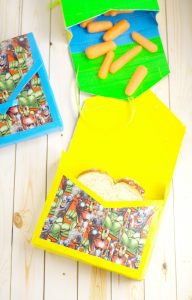 DIY Reusable Duck Tape Lunch Bags are a fun DIY back to school supplies idea. You can personalize these cute school supplies however you want!