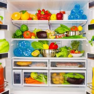 When you're done with your pantry, you can Deep Clean your WHOLE fridge in just 20 MINUTES!