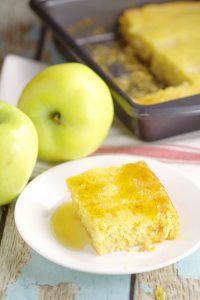 Apple Cornbread