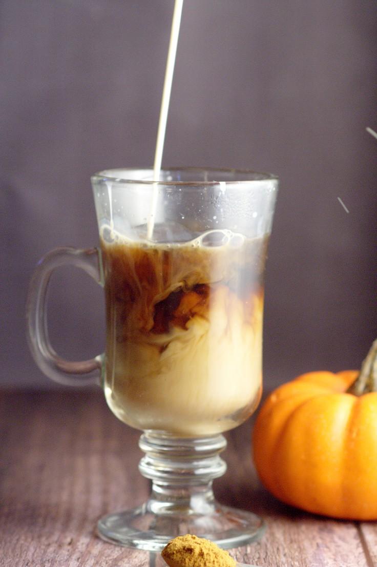 Homemade Pumpkin Spice Coffee Creamer  The Gracious Wife-1311