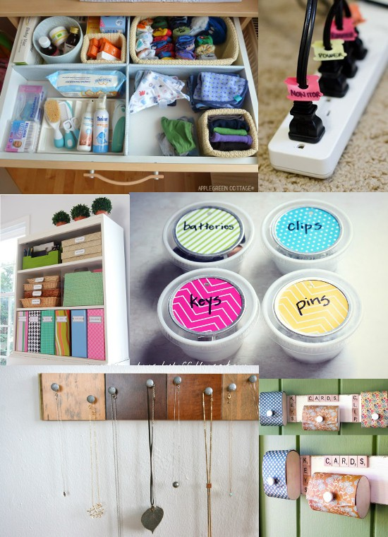 Diy Organizer Ideas
