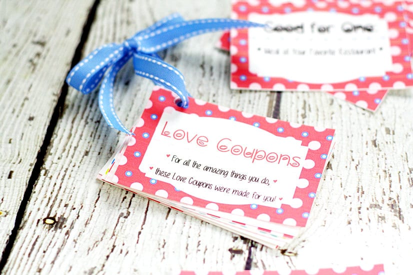 things to put in a love coupon book