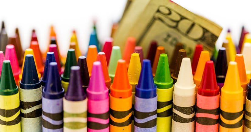 How to Save Money on School Supplies - Be smart about back to school expenses! Learn how to save money on school supplies to get what you need to have a great school year and still keep money in your pocket. Great back to school ideas!