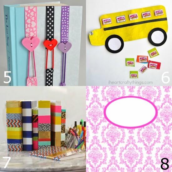 20 adorable back to school crafts diy school crafts