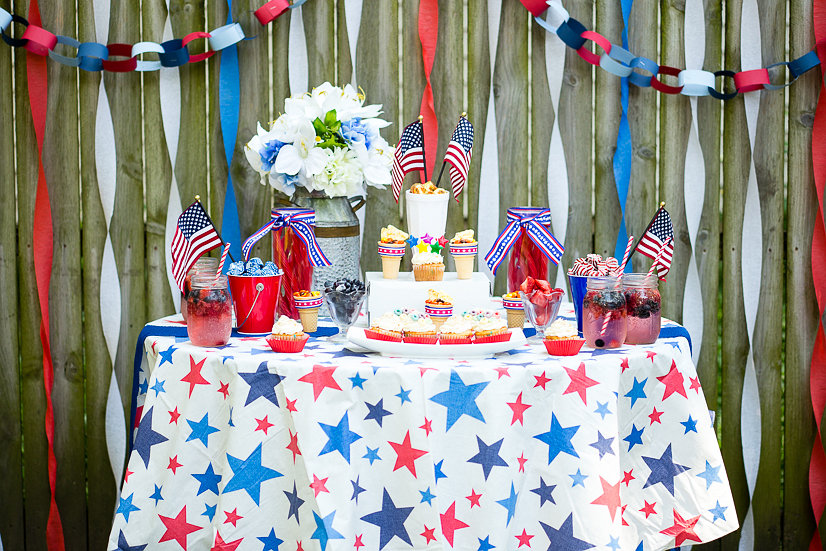 Team Usa Summer Sports Party Ideas