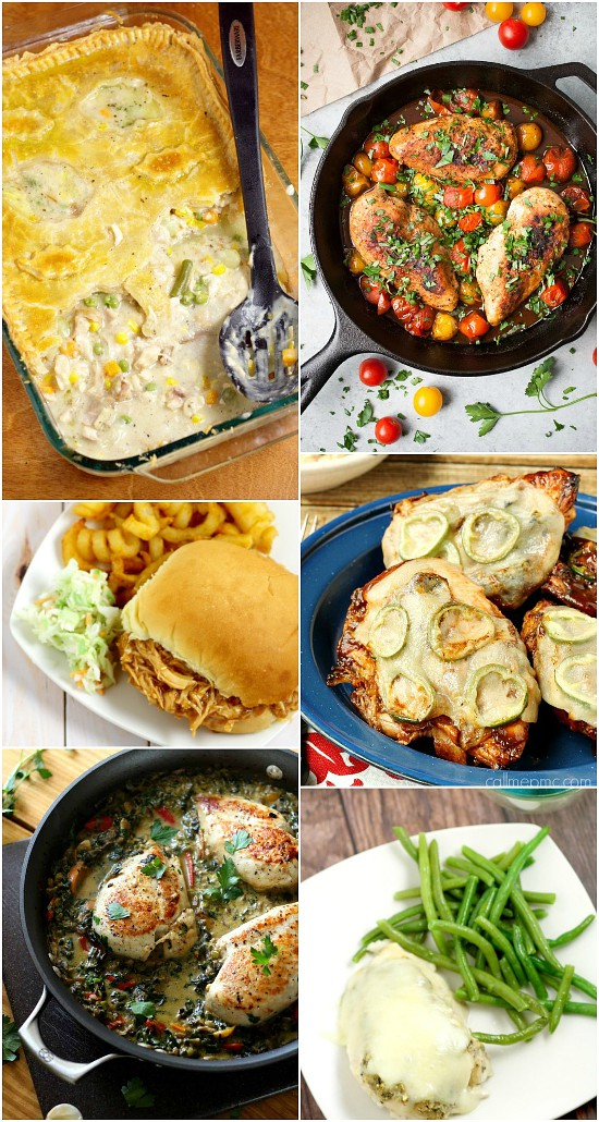 128 Best Chicken Breast Recipes Quick Easy Delicious