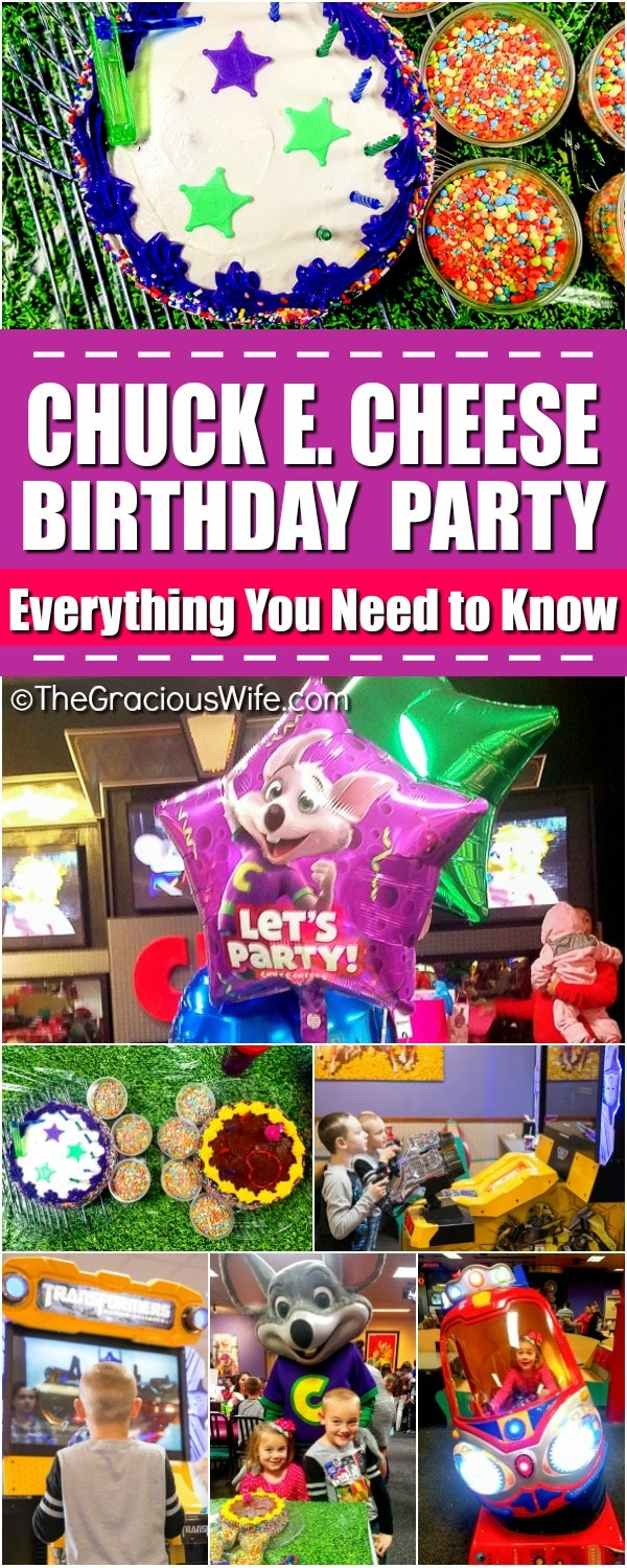 12 Reasons to Book Your Child's Birthday Party at Chuck E. Cheese - If you're on the fence, here are 12 reasons to book your child's birthday party at Chuck E. Cheese now for an easy, stress-free event! Pick your birthday party themes, party food, party games, and birthday cake, and let Chuck E. Cheese handle it all!
