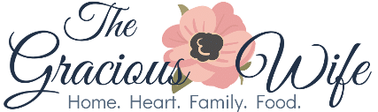 The Gracious Wife logo