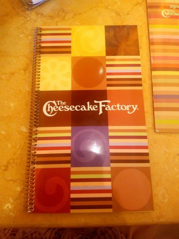 The Cheesecake Factory Menu - Whether you've loved The Cheesecake Factory restaurant your whole life or found them as a recent passion, here are five reasons to love The Cheesecake Factory Even More! If you thought their menu, food, recipes, and especially avocado egg rolls were good, just wait until you hear this!