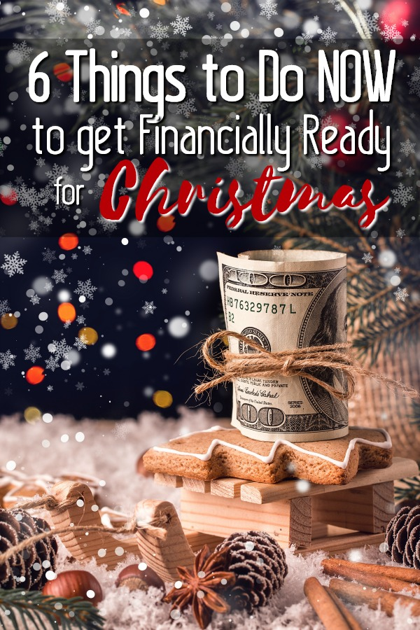 Things For Christmas.6 Things To Do Now To Be Financially Ready For Christmas