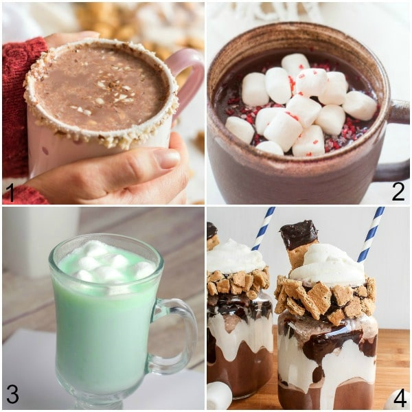 36 Cozy Homemade Hot Chocolate Recipes - To Keep You Warm -6873