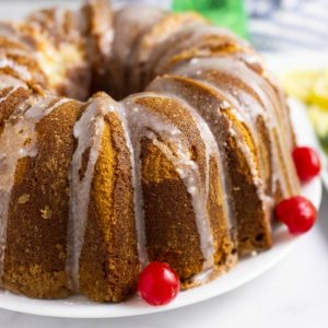 Old-fashioned 7Up Pound Cake made the Southern way for a zingy lemon, light, and fluffy cake topped with a sweet lemon glaze. The best pound cake you'll ever have!